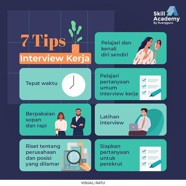 7 tips interview